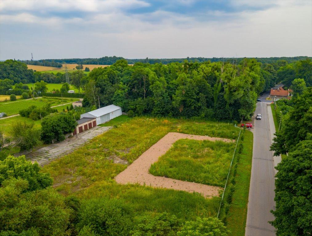 Działka przemysłowo-handlowa na sprzedaż Nakło Śląskie, Powstańców  4451m2 Foto 5