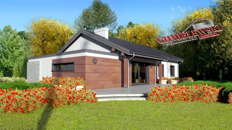 Działka budowlana na sprzedaż Sierakowo Sławieńskie, Sierakowo  11025m2 Foto 1