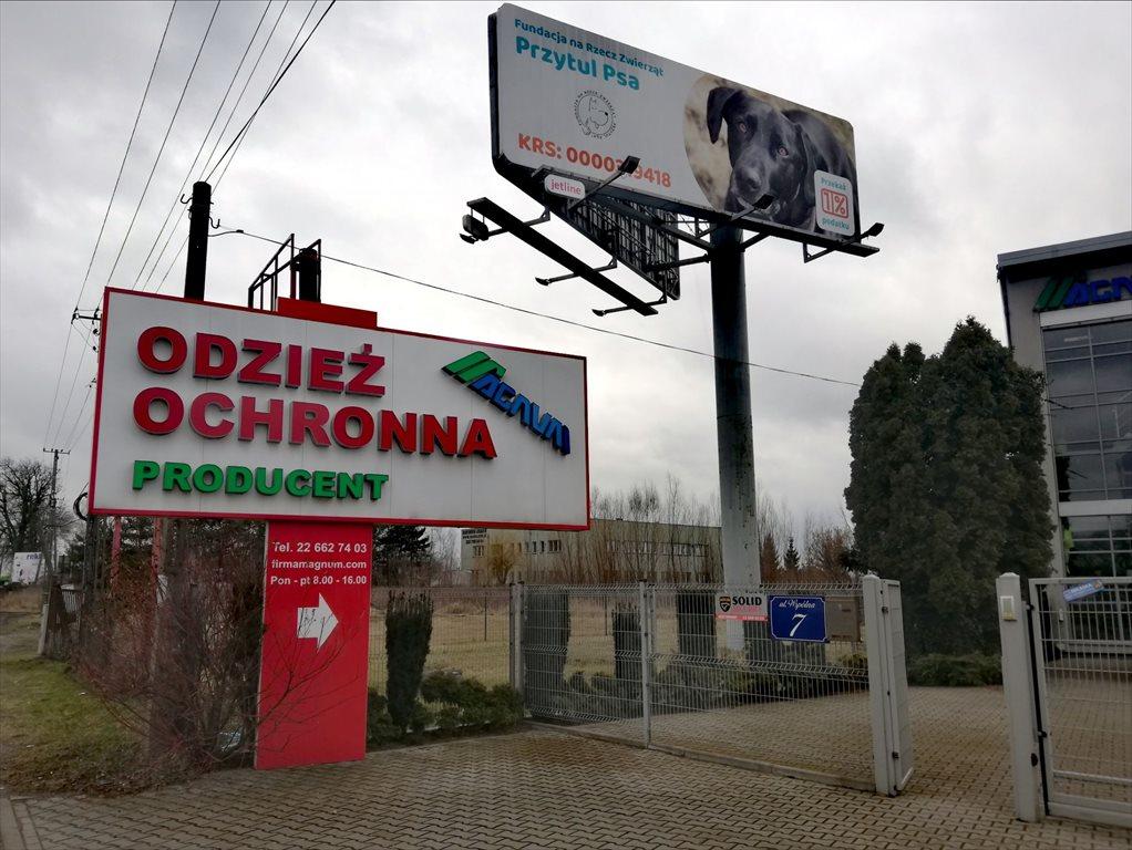 Działka przemysłowo-handlowa na sprzedaż Warszawa, Włochy, Aleja Krakowska / Janki  9000m2 Foto 11