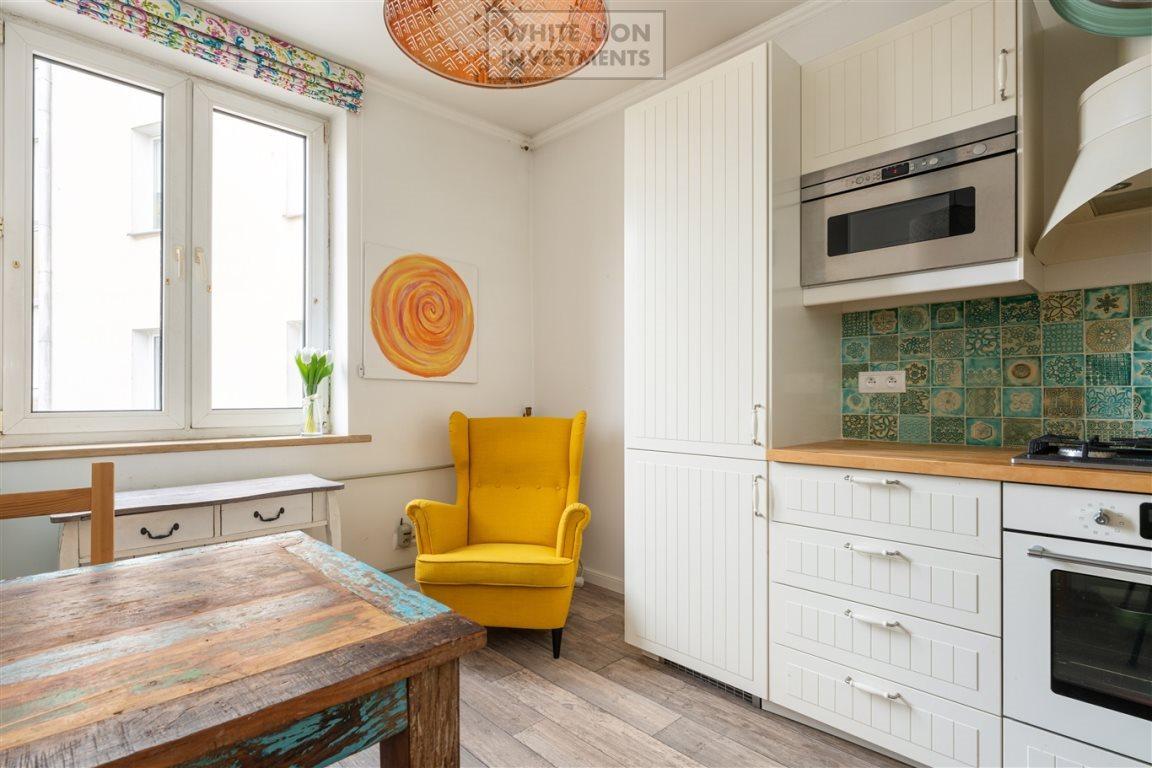 Mieszkanie dwupokojowe na sprzedaż Warszawa, Ochota, Stara Ochota, Spiska  58m2 Foto 1