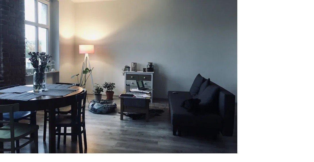 Mieszkanie dwupokojowe na wynajem Gliwice, Centrum  46m2 Foto 1