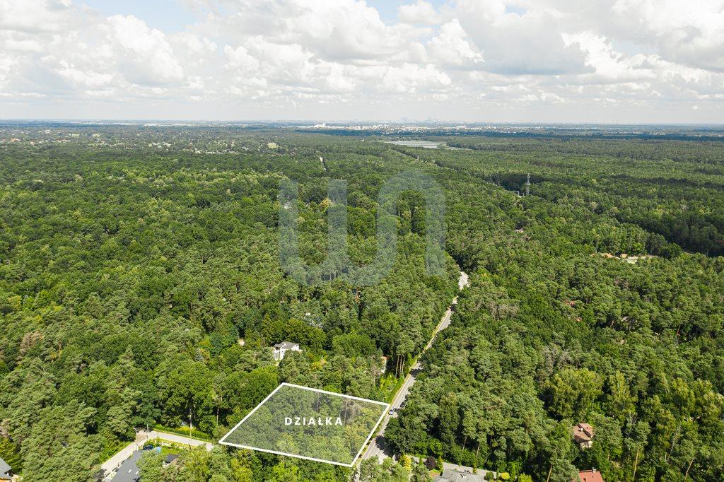 Działka leśna na sprzedaż Zalesie Górne  2250m2 Foto 2