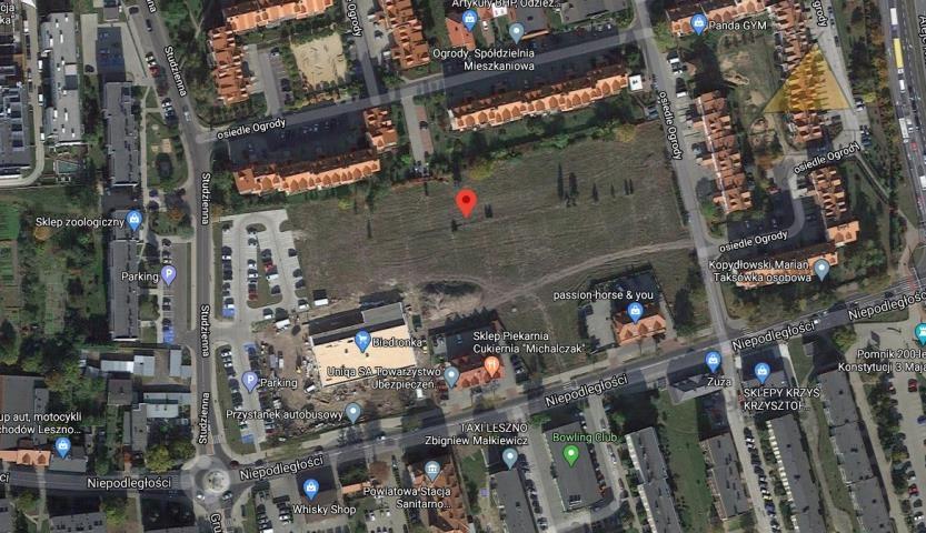 Mieszkanie trzypokojowe na sprzedaż Leszno, os. Ogrody  60m2 Foto 12