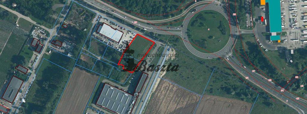 Działka komercyjna na sprzedaż Ustowo  4764m2 Foto 2