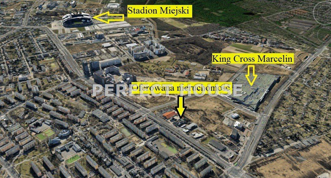 Lokal użytkowy na sprzedaż Poznań, Grunwald  2100m2 Foto 10