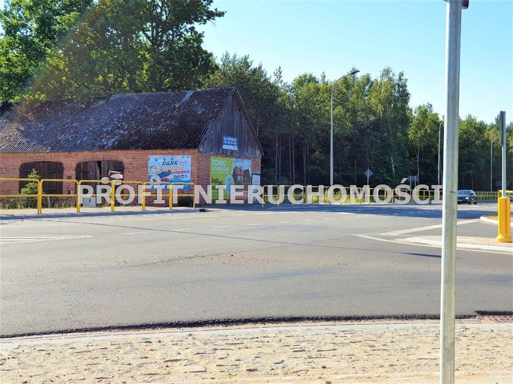 Działka inwestycyjna na sprzedaż Łeba  1800m2 Foto 2
