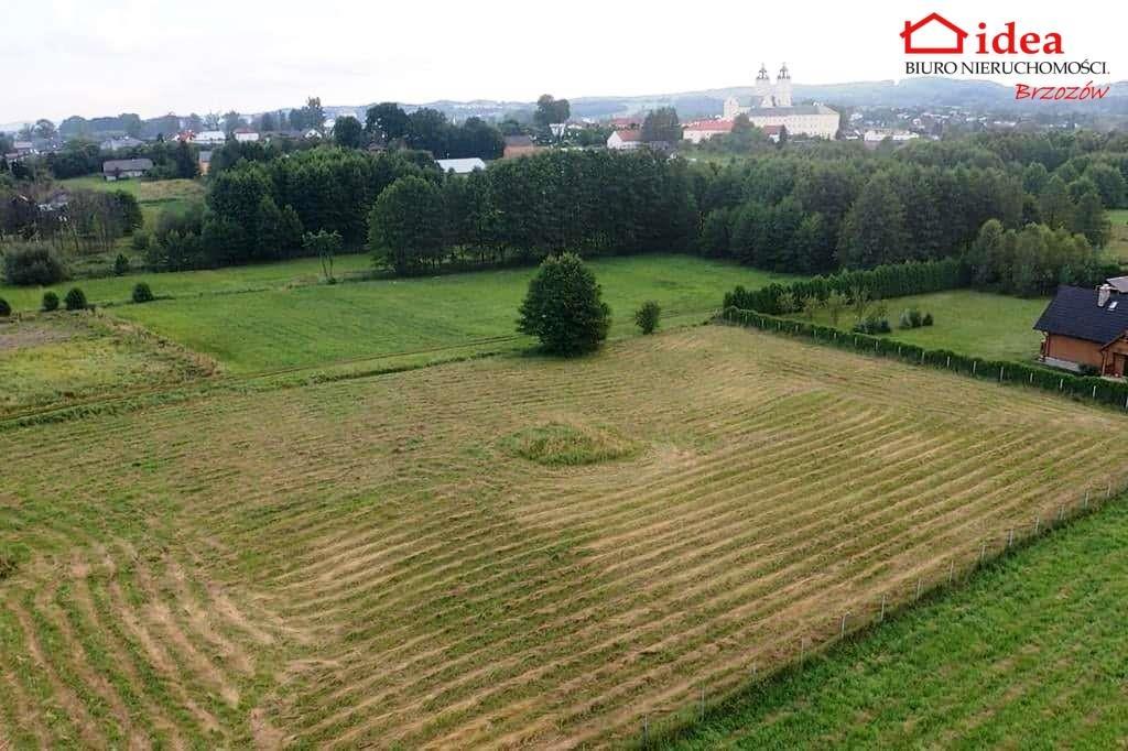 Działka budowlana na sprzedaż Stara Wieś  1050m2 Foto 2