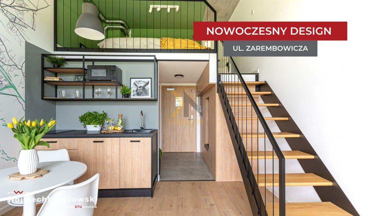 Kawalerka na sprzedaż Wrocław, Strachowice, Władysława Zarembowicza  32m2 Foto 4