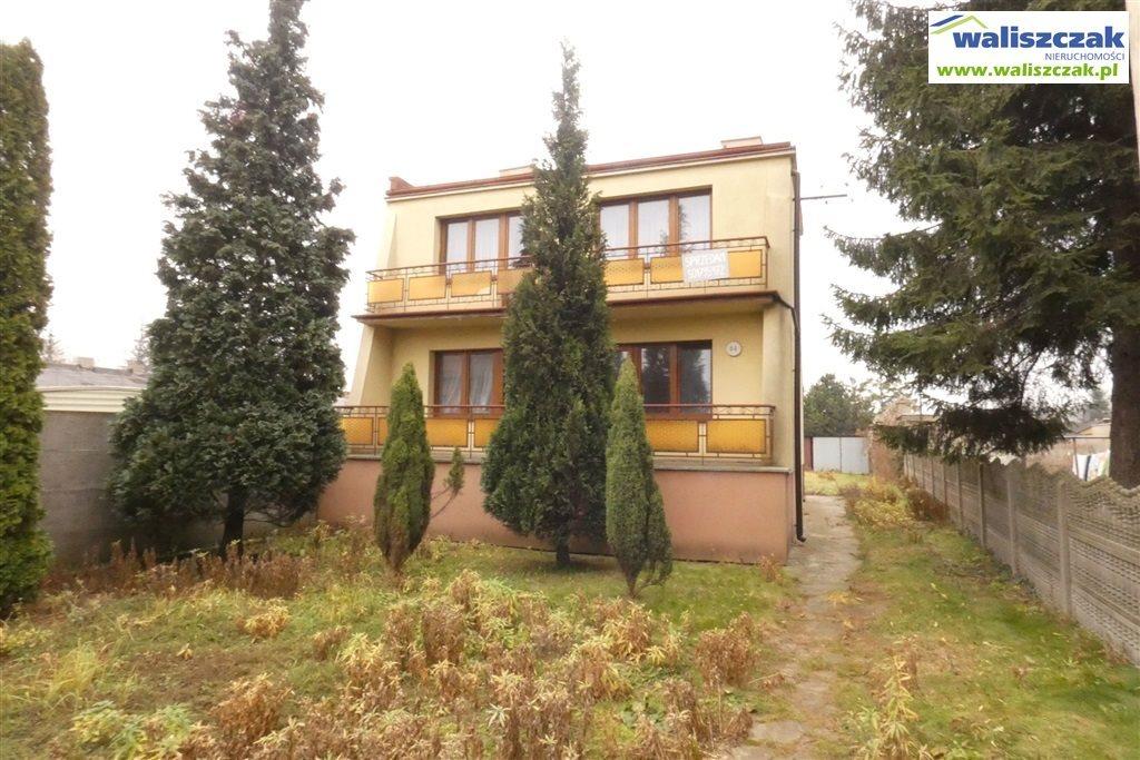 Dom na sprzedaż Radomsko, Narutowicza  130m2 Foto 1