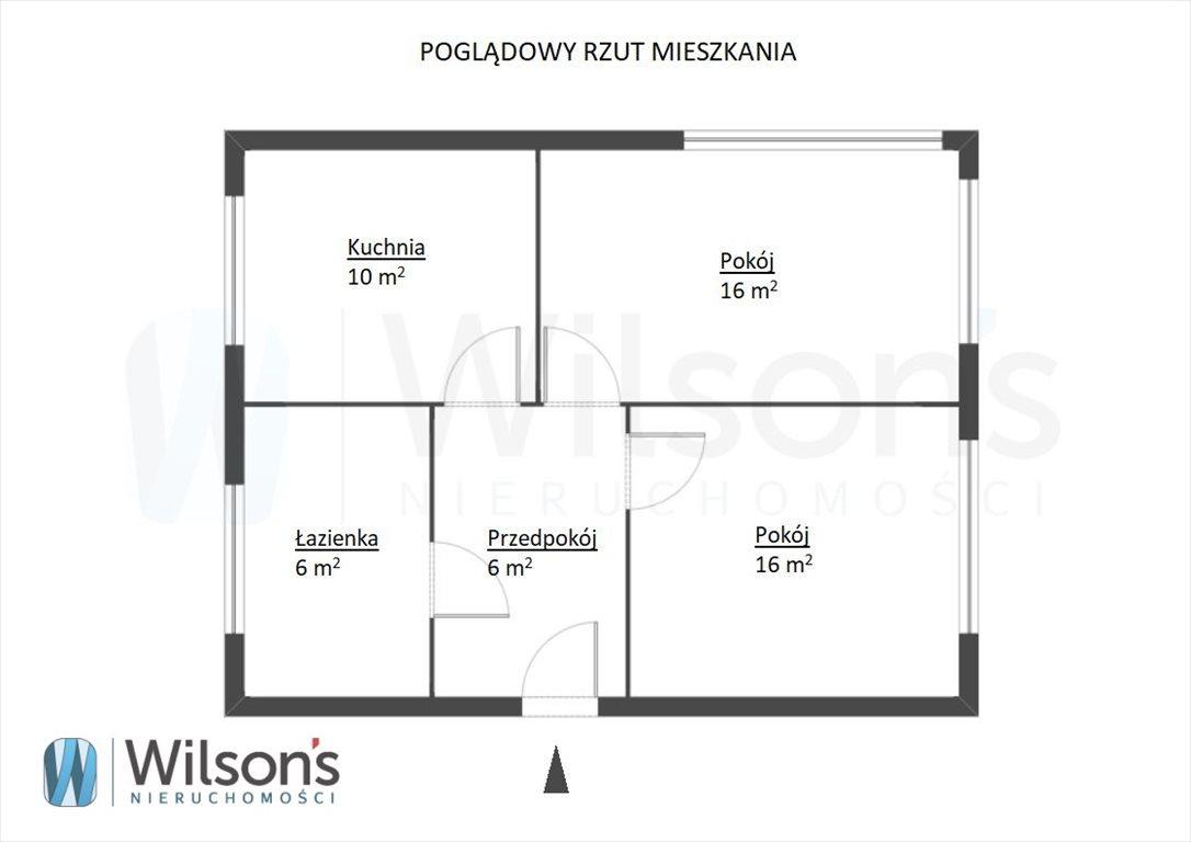 Mieszkanie dwupokojowe na sprzedaż Brwinów  52m2 Foto 9