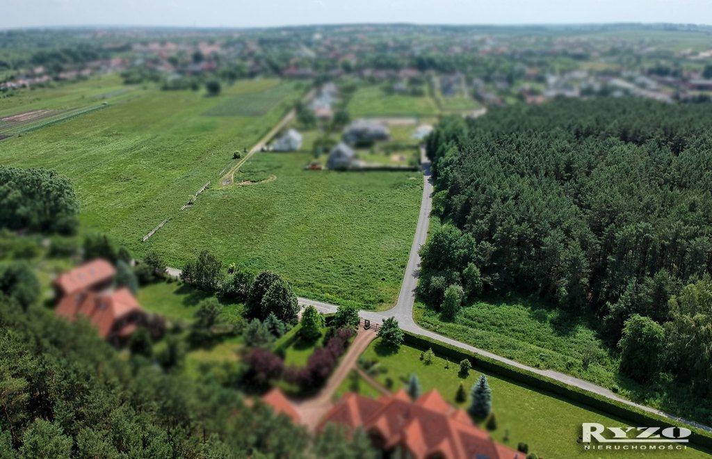 Działka budowlana na sprzedaż Wołczkowo  3000m2 Foto 3