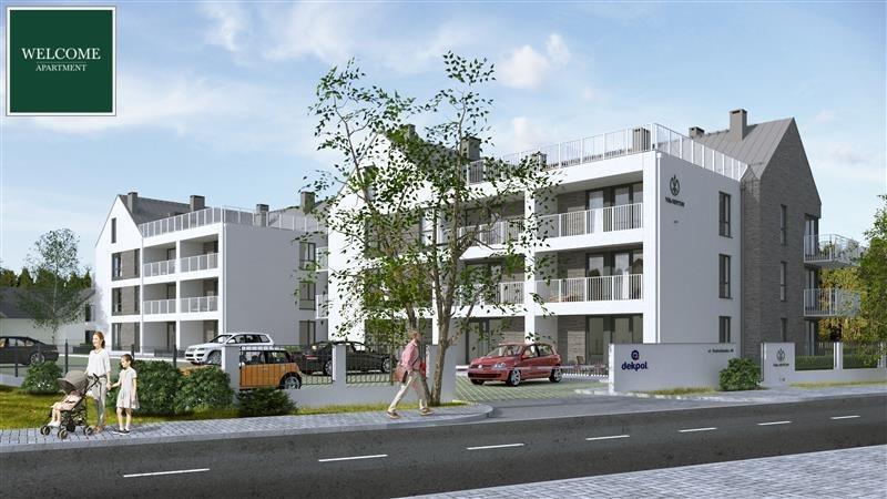 Mieszkanie dwupokojowe na sprzedaż Gdańsk, Sobieszewo, Villa Neptun, Nadwiślańska  38m2 Foto 2