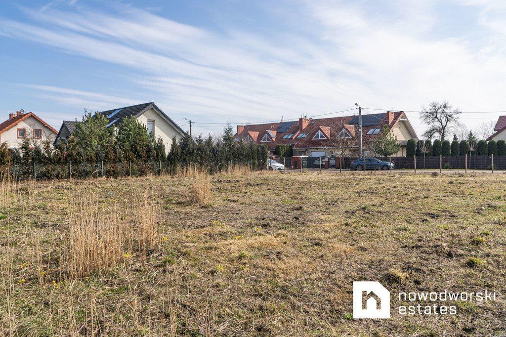 Działka budowlana na sprzedaż Słupno, Nastrojowa  1504m2 Foto 6