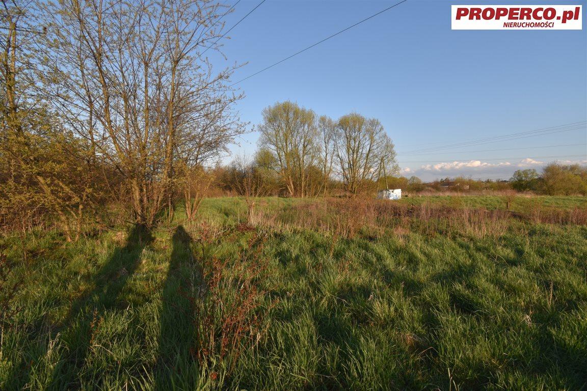 Działka inna na sprzedaż Kielce, KSM, Domaszowska  1071m2 Foto 1