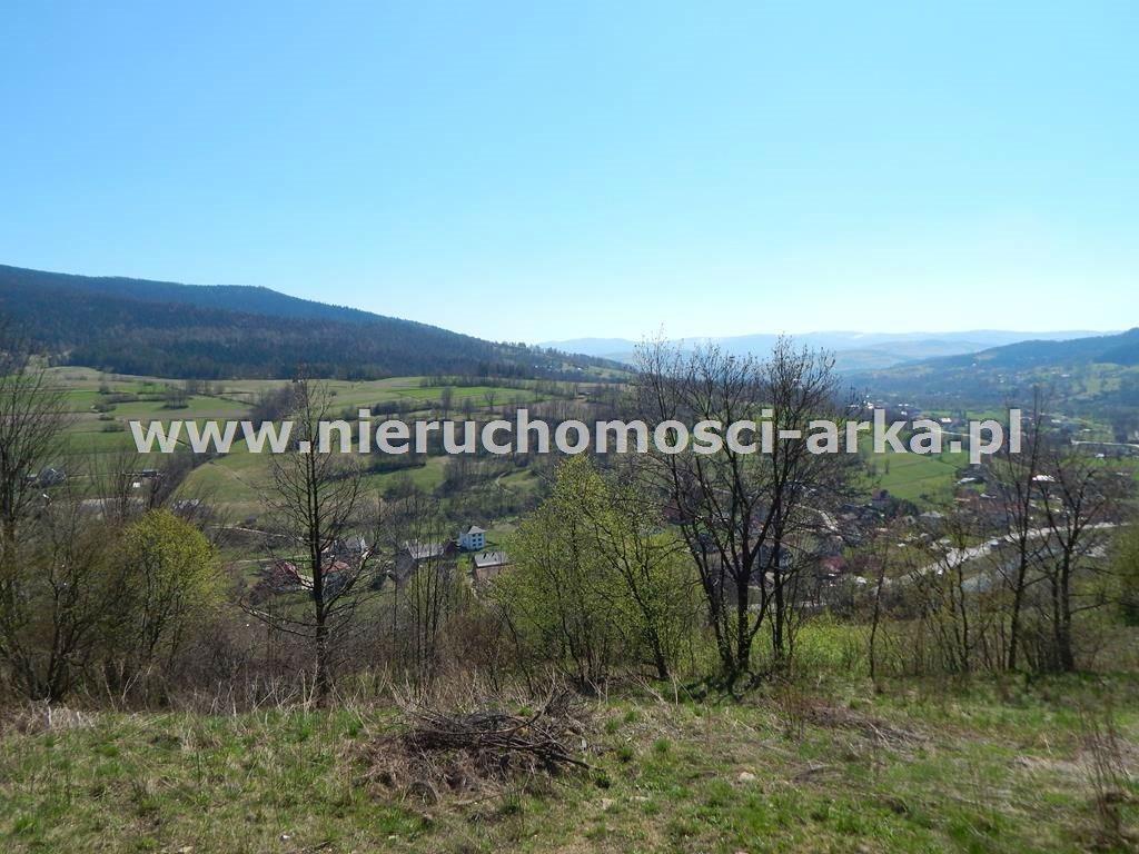 Działka budowlana na sprzedaż Mszana Dolna  4400m2 Foto 6