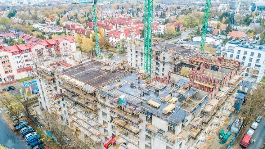 Mieszkanie dwupokojowe na sprzedaż Warszawa, Mokotów, Sadyba, Jana III Sobieskiego  55m2 Foto 8