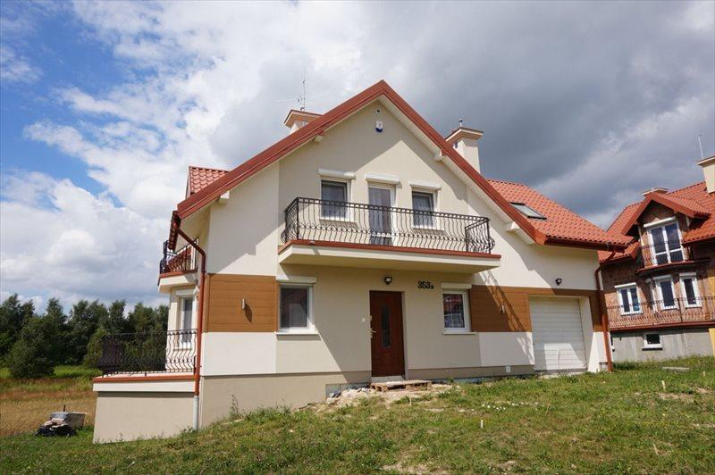 Dom na wynajem Rzeszów, Przybyszówka, Krakowska  130m2 Foto 1