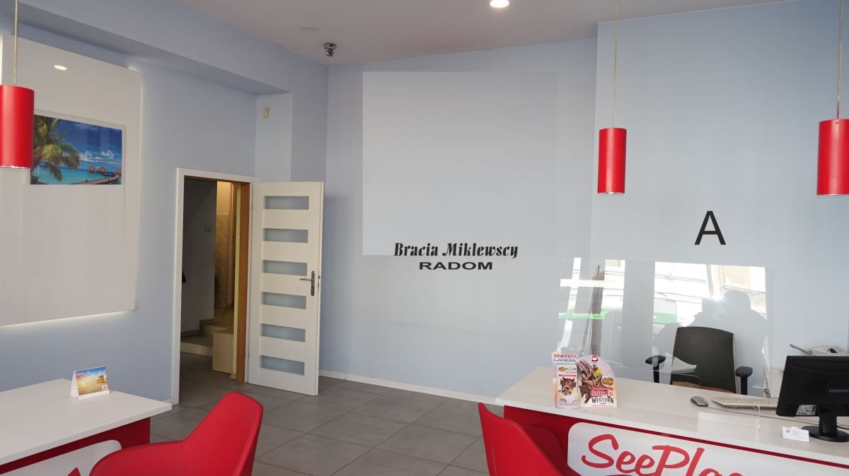 Lokal użytkowy na wynajem Radom, Centrum, Stefana Żeromskiego  72m2 Foto 5