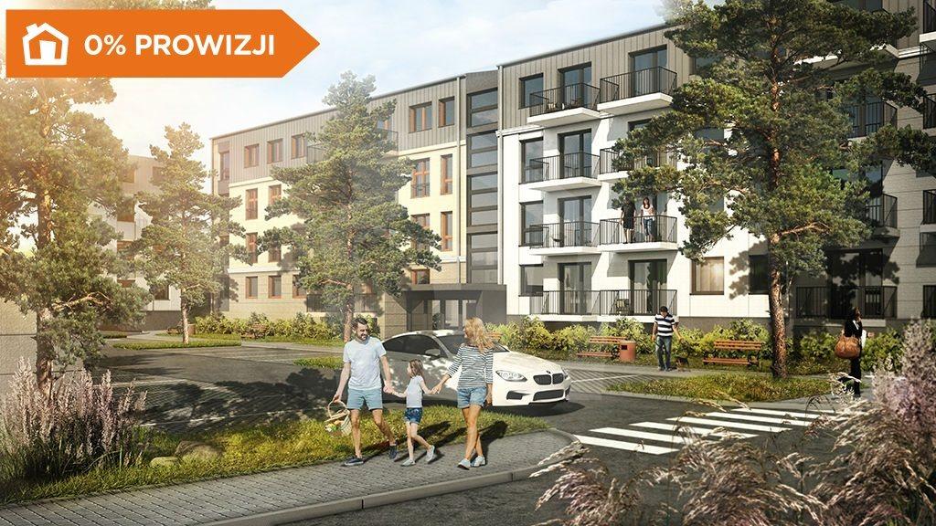 Mieszkanie dwupokojowe na sprzedaż Bydgoszcz, Szwederowo  31m2 Foto 1