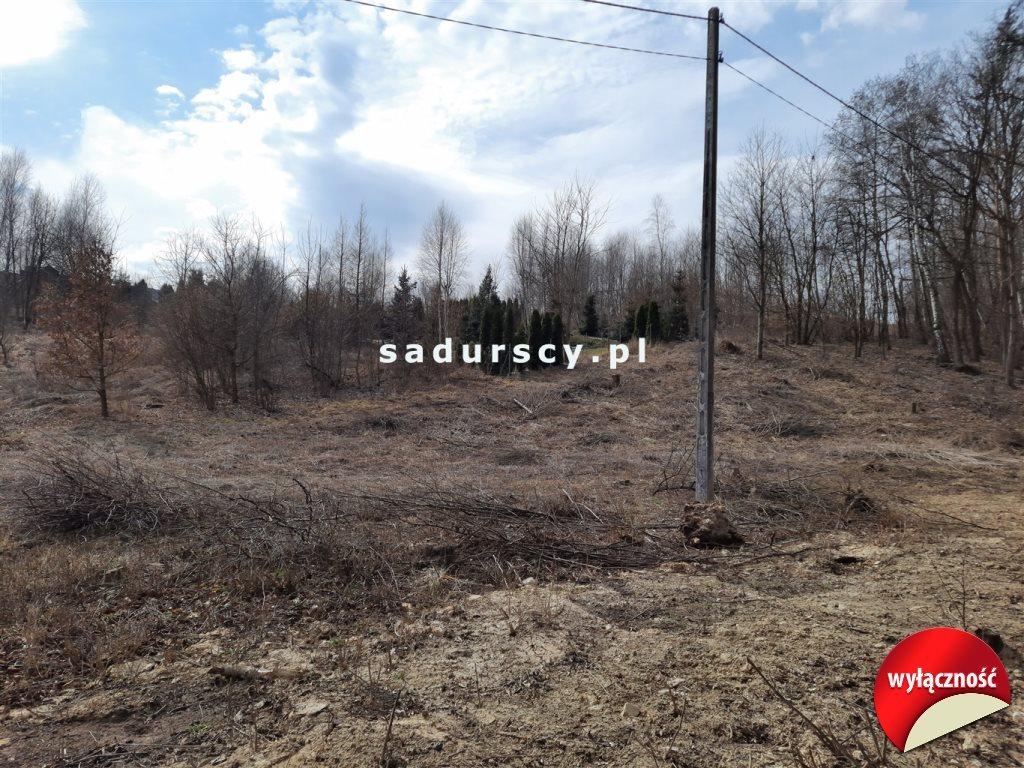 Działka budowlana na sprzedaż Michałowice, Rzemieślnicza  2600m2 Foto 5