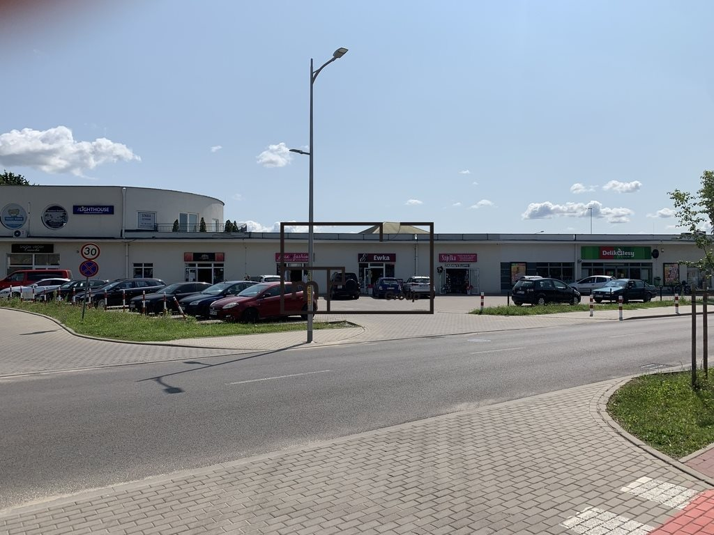 Lokal użytkowy na wynajem Wyszków, Centralna  350m2 Foto 1