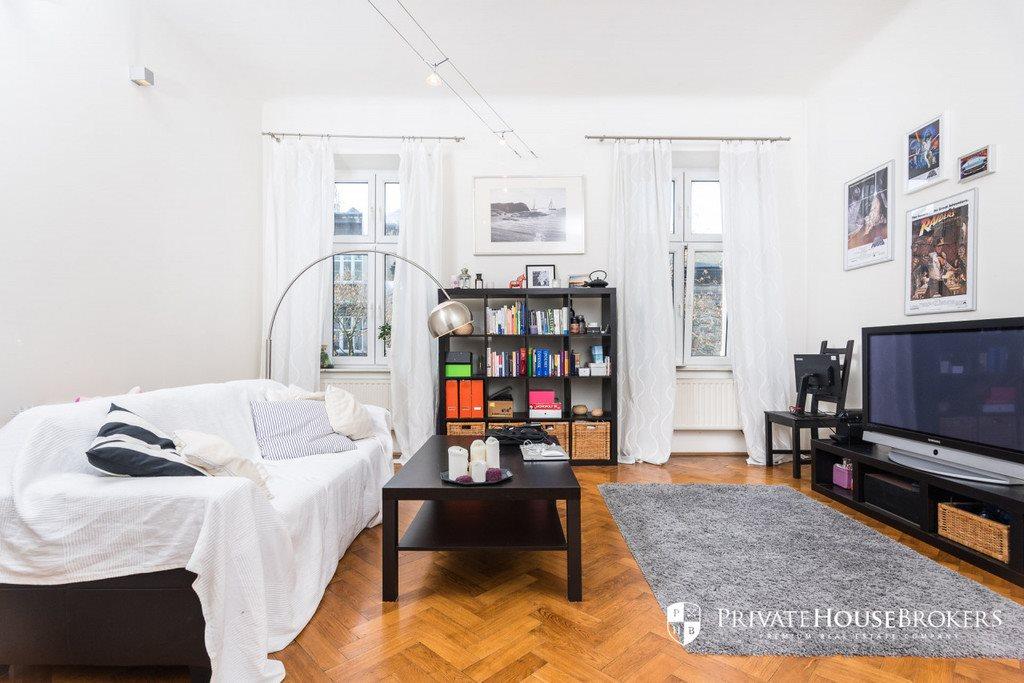Mieszkanie trzypokojowe na sprzedaż Kraków, Stare Miasto, Stare Miasto, Krowoderska  84m2 Foto 2