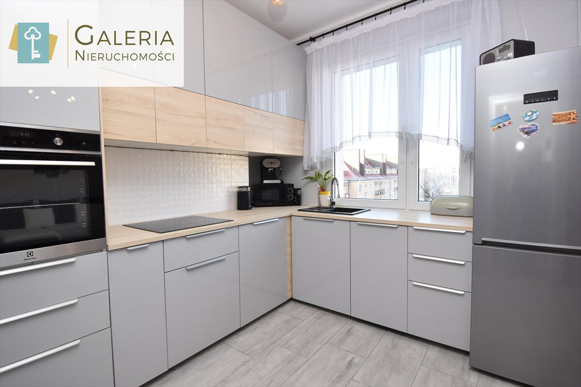 Mieszkanie trzypokojowe na sprzedaż Elbląg, Giermków  58m2 Foto 1