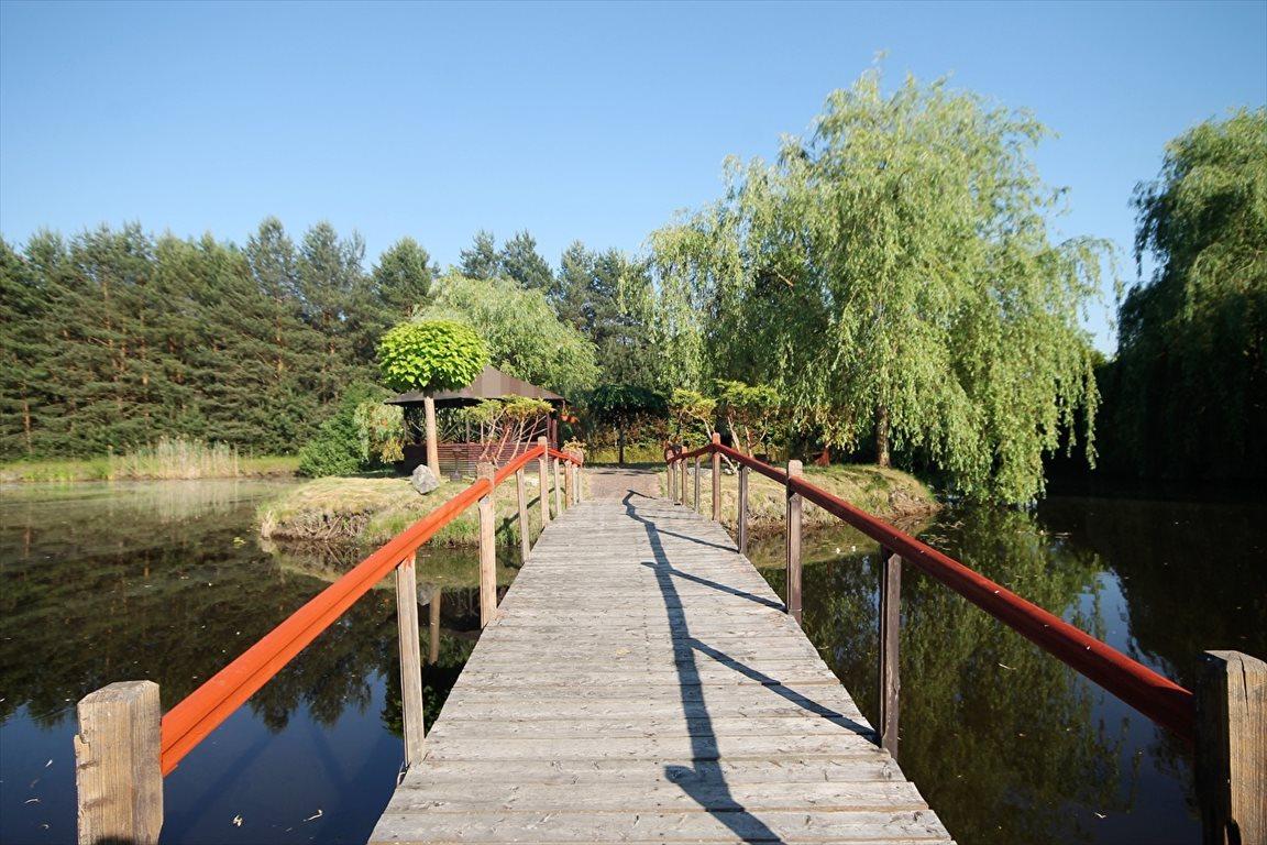 Dom na sprzedaż Lubicz, Ranczo ze stawem i laskiem, ponad hektar  125m2 Foto 6