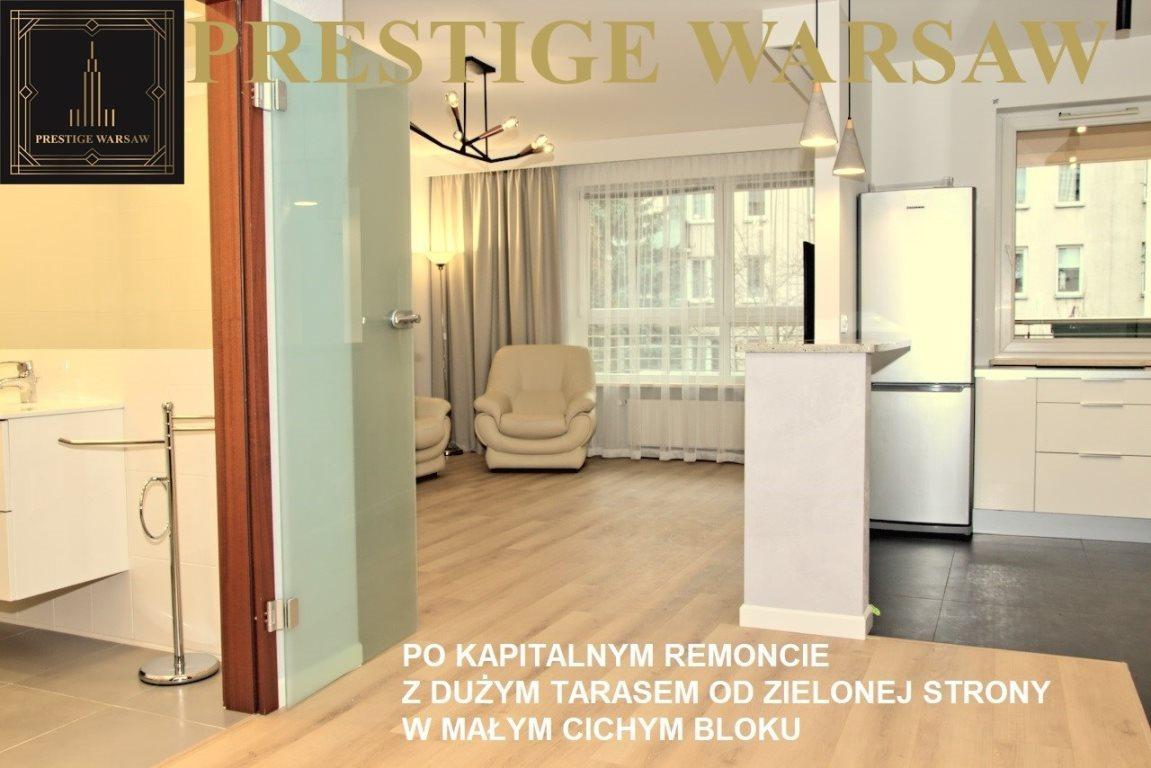 Mieszkanie trzypokojowe na wynajem Warszawa, Mokotów, Marina Mokotów, Rajska  80m2 Foto 1