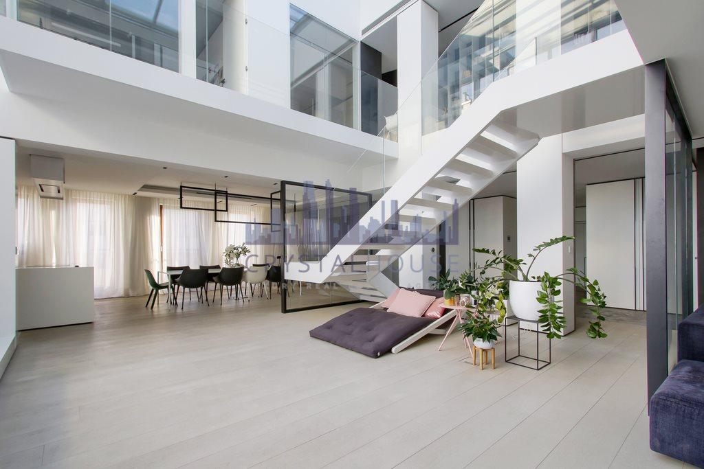 Mieszkanie na sprzedaż Warszawa, Mokotów, Karola Chodkiewicza  315m2 Foto 1