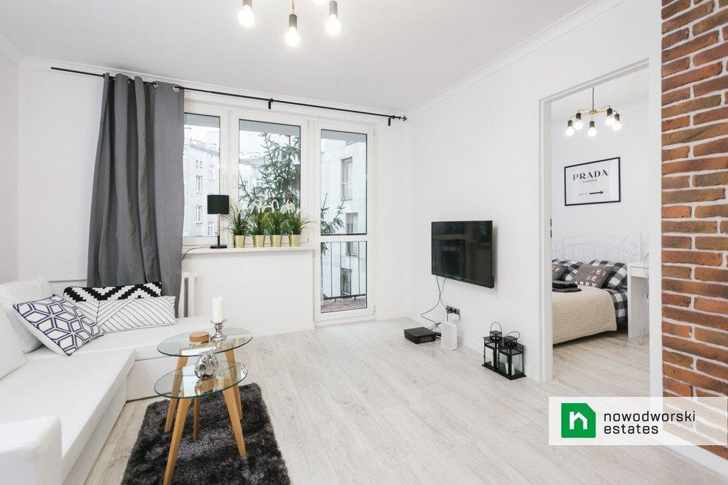 Mieszkanie dwupokojowe na sprzedaż Warszawa, Śródmieście, Wilanowska  38m2 Foto 2