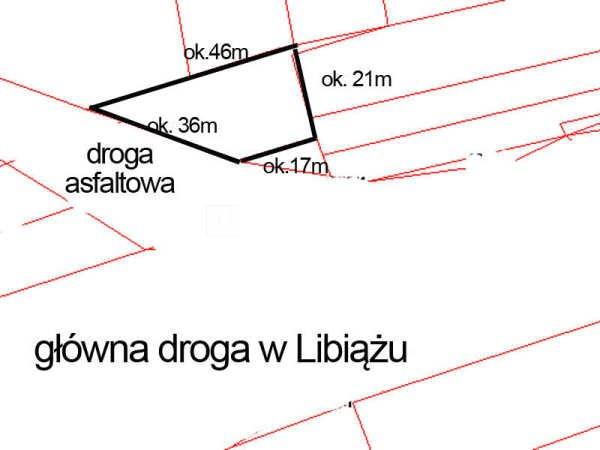 Działka rolna pod dzierżawę Libiąż, Libiąż  387m2 Foto 1