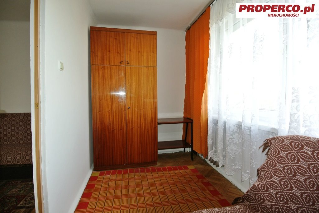 Mieszkanie dwupokojowe na wynajem Kielce, Szydłówek, Warszawska  36m2 Foto 5
