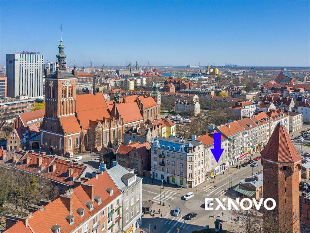 Lokal użytkowy na wynajem Gdańsk, Podwale Staromiejskie  25m2 Foto 1