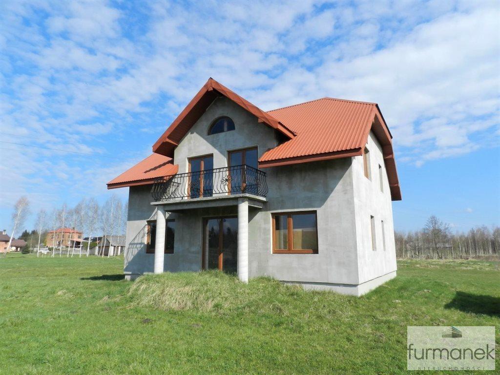 Dom na sprzedaż Biłgoraj, Kolonia Sól  156m2 Foto 1