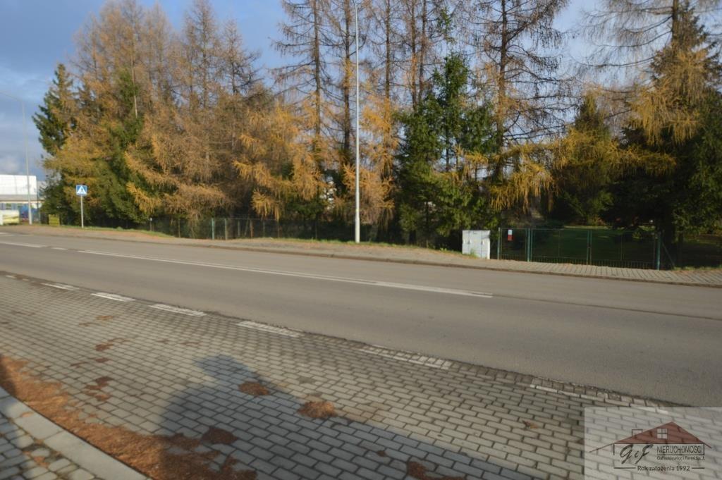 Działka przemysłowo-handlowa na sprzedaż Przemyśl, Ofiar Katynia  2559m2 Foto 4