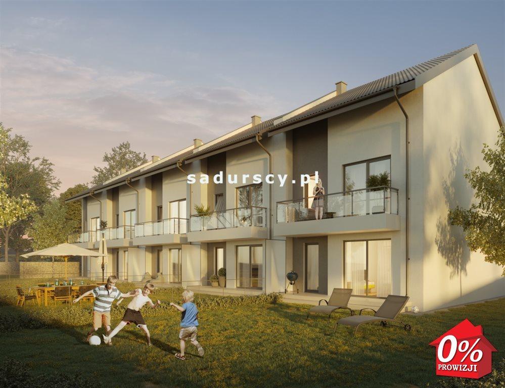 Mieszkanie trzypokojowe na sprzedaż Niepołomice, Portowa  54m2 Foto 2