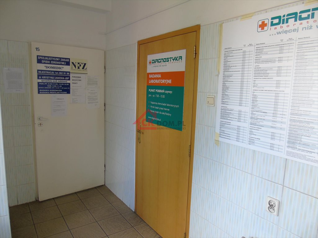 Lokal użytkowy na sprzedaż Kielce, Barwinek, Jana Chryzostoma Paska  34m2 Foto 4