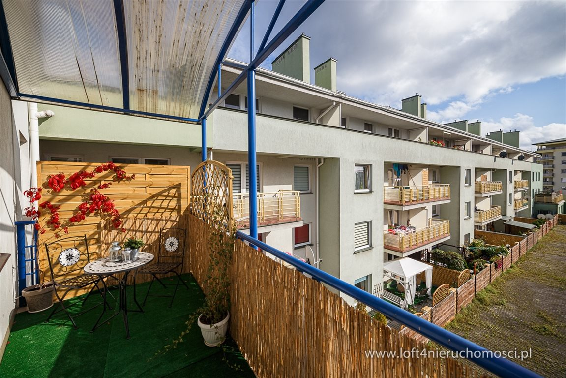 Mieszkanie trzypokojowe na sprzedaż Tarnów, Rydza Śmigłego  62m2 Foto 12