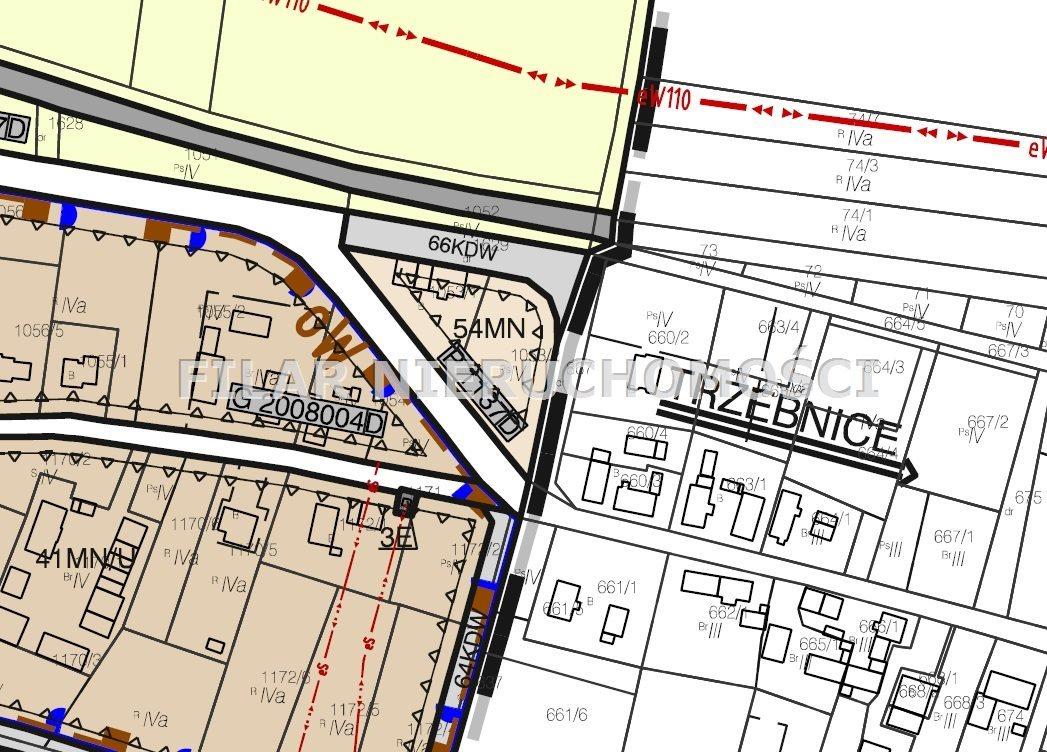 Działka budowlana na sprzedaż Chocianowiec  2600m2 Foto 7