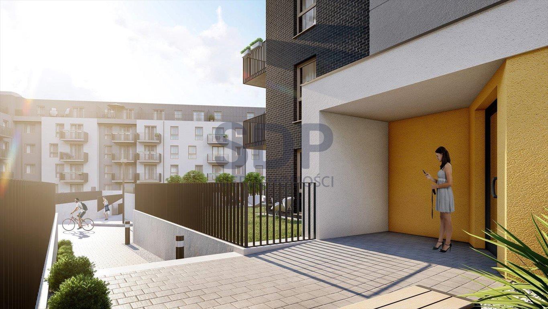 Mieszkanie trzypokojowe na sprzedaż Wrocław, Krzyki, Jagodno, Buforowa  50m2 Foto 1
