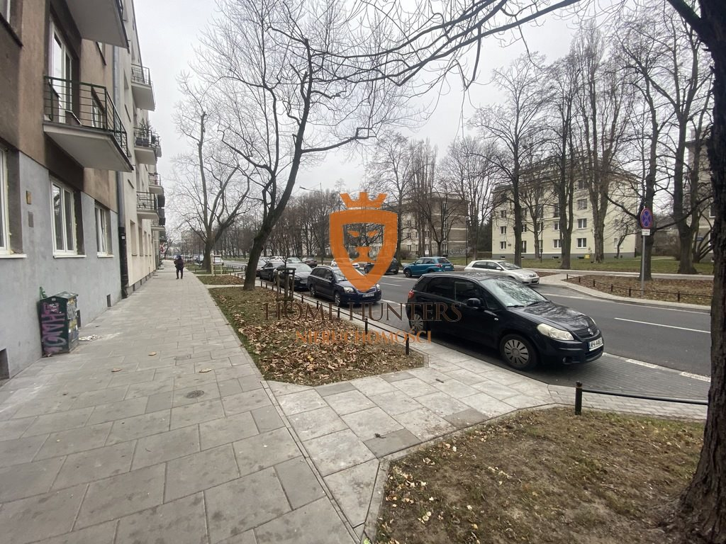 Lokal użytkowy na sprzedaż Warszawa, Bielany, Stare Bielany, al. Zjednoczenia  60m2 Foto 1