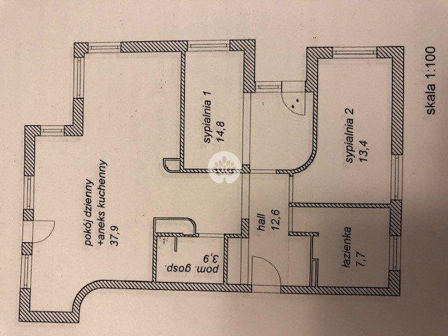 Mieszkanie trzypokojowe na sprzedaż Bydgoszcz, Skrzetusko, Leona Wyczółkowskiego  90m2 Foto 11