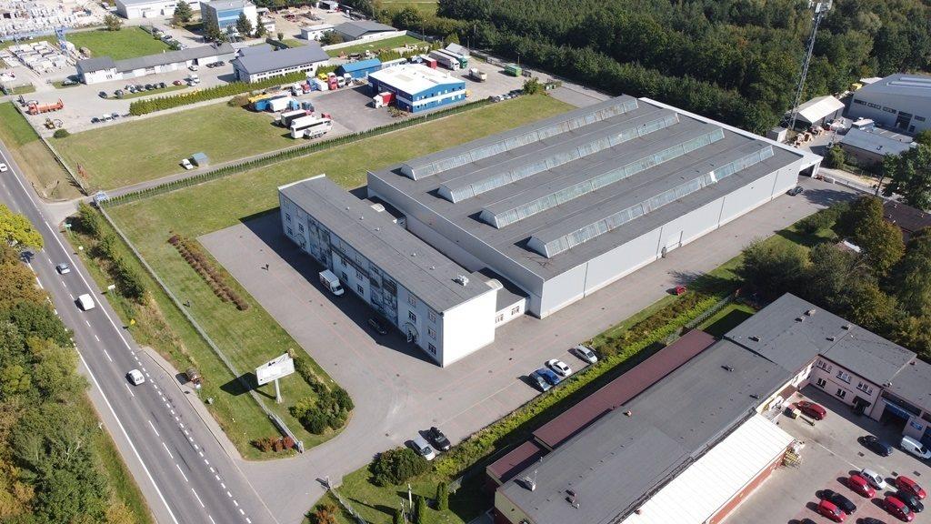 Lokal użytkowy na sprzedaż Sokołów Małopolski, Lubelska  8805m2 Foto 6