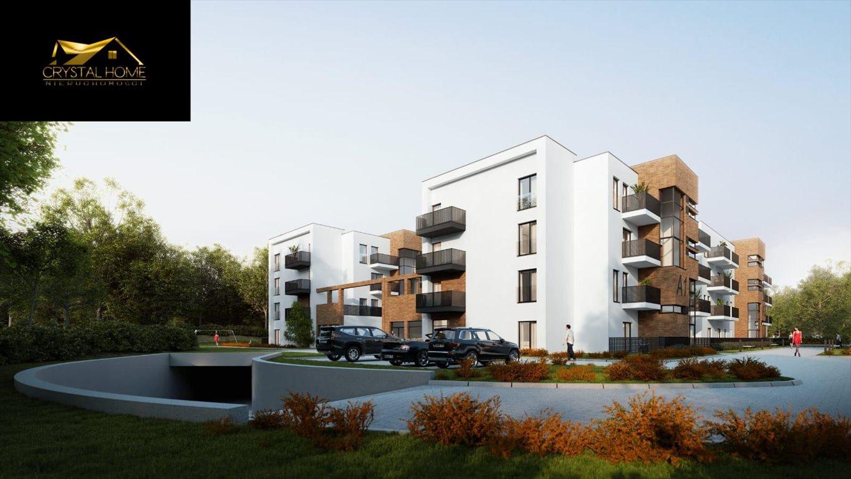 Mieszkanie dwupokojowe na sprzedaż Świdnica  44m2 Foto 3