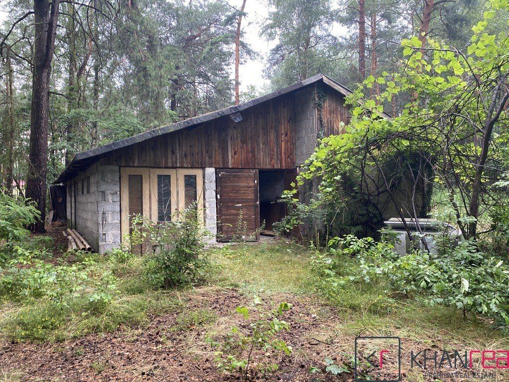 Działka leśna z prawem budowy na sprzedaż Józefów  2860m2 Foto 3