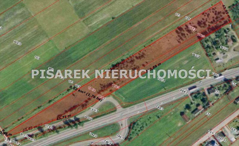 Działka inwestycyjna na sprzedaż Ostrów Mazowiecka  13200m2 Foto 1