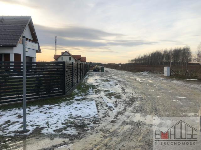 Działka budowlana na sprzedaż Mazurowice  1250m2 Foto 6