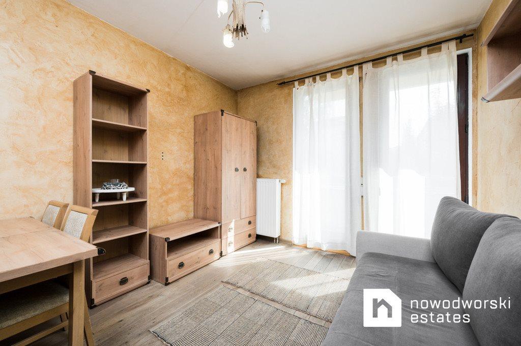 Mieszkanie dwupokojowe na wynajem Kraków, Ruczaj, prof. Michała Bobrzyńskiego  35m2 Foto 7