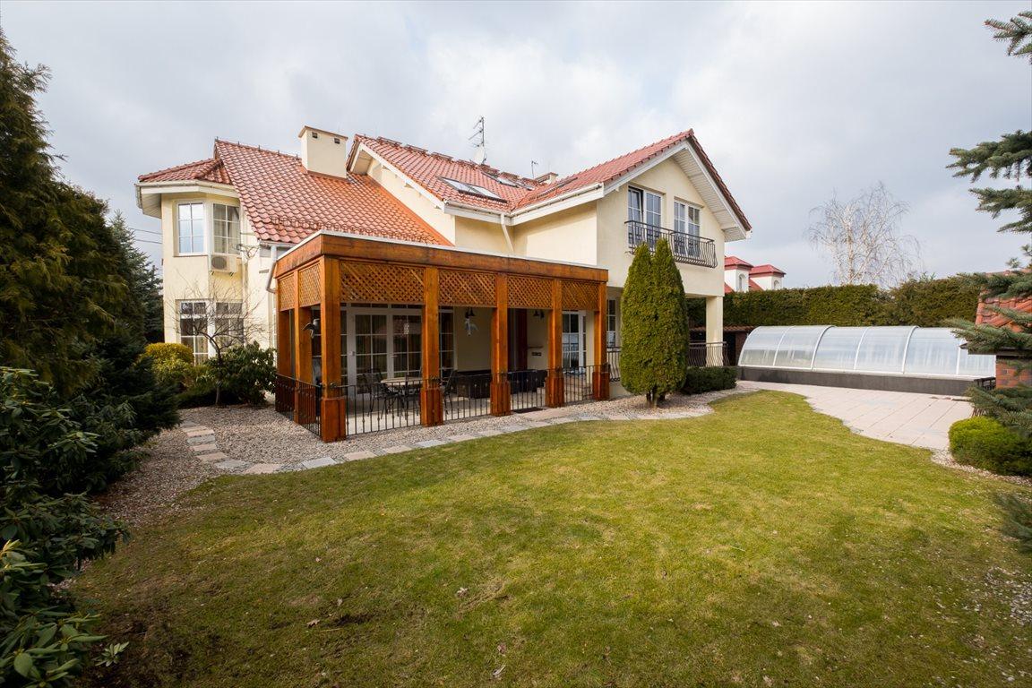 Luksusowy dom na sprzedaż Chylice, Przejazd  509m2 Foto 1